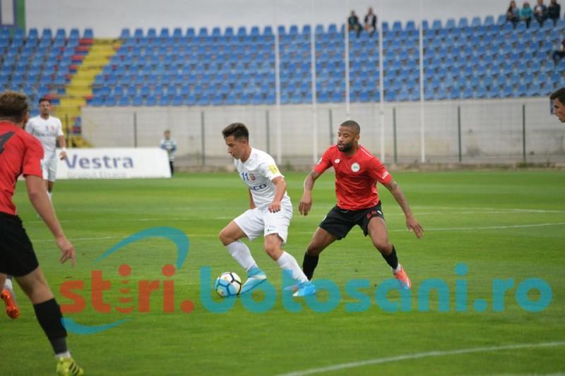 Probleme pentru FC Botosani, inaintea meciului cu FCSB! Ambii jucatori under 21 titulari sunt indisponibili!