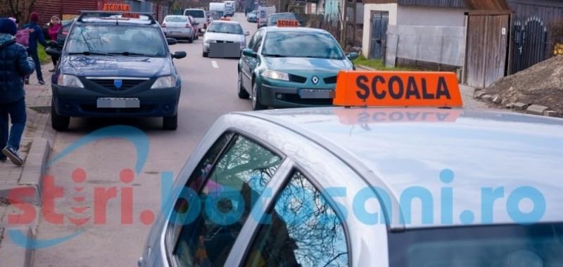 Probleme sesizate de șeful de la Permise la mașinile-școală!