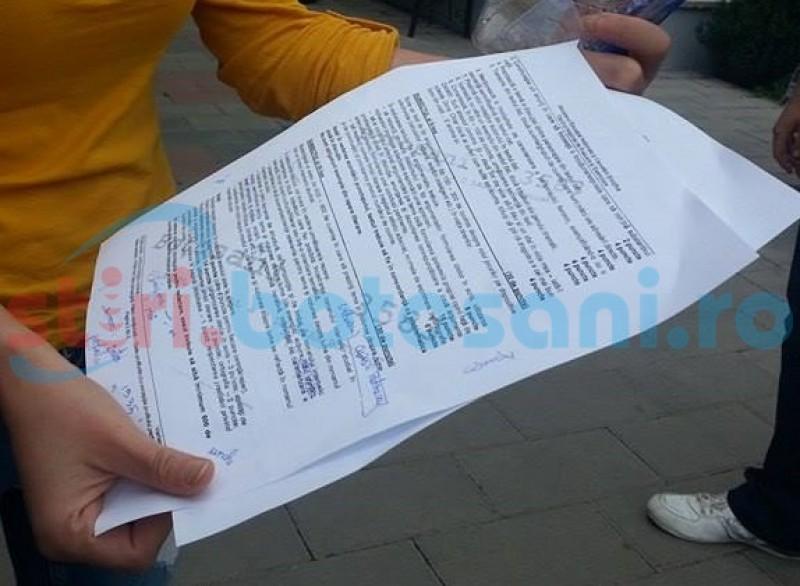 Procent scăzut de promovabilitate și la simularea Evaluării Naționale, la Botoșani!