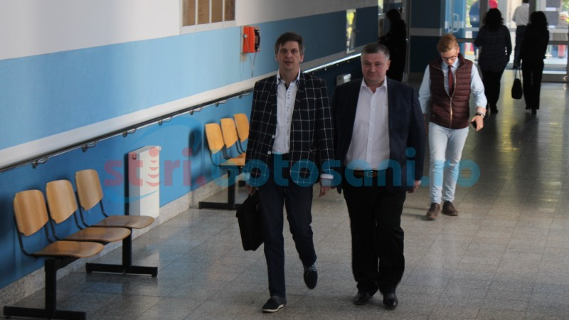 Procesul în care Florin Ţurcanu este judecat pentru fapte de corupţie se reia de la audierea sa şi a denunţătorului său