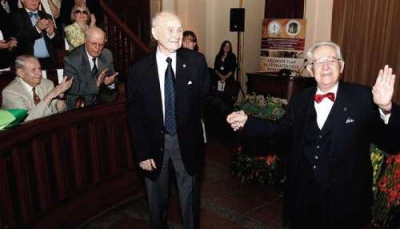 Prof. dr. MIRCEA RUSU, un secol de știință, demnitate, omenie!