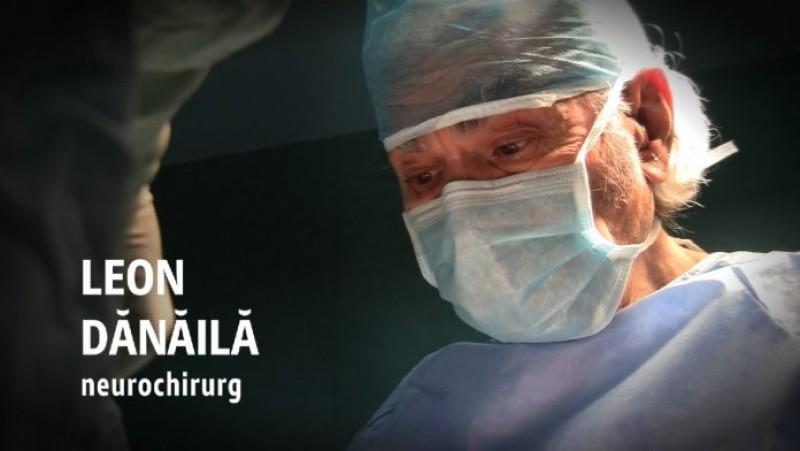 """Profesorul Leon Dănăilă, declaraţie care-i îngroapă pe şpăgarii din sănătate. """"Nu vreau să fac avere de pe urma suferinței oamenilor"""""""