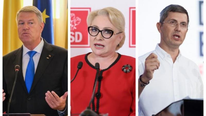 Profilul votanților - prezidențiale 2019. Cum arată electoratul fiecărui candidat de pe podiumul exit-poll-ului IRES
