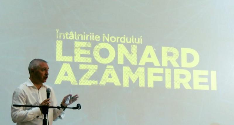 Prof.univ.dr. Leonard Azamfirei: Putem avea în stomac fluturi sau putem avea în stomac molii. Ce vrem să cultivăm este, până la urmă, opțiunea noastră!