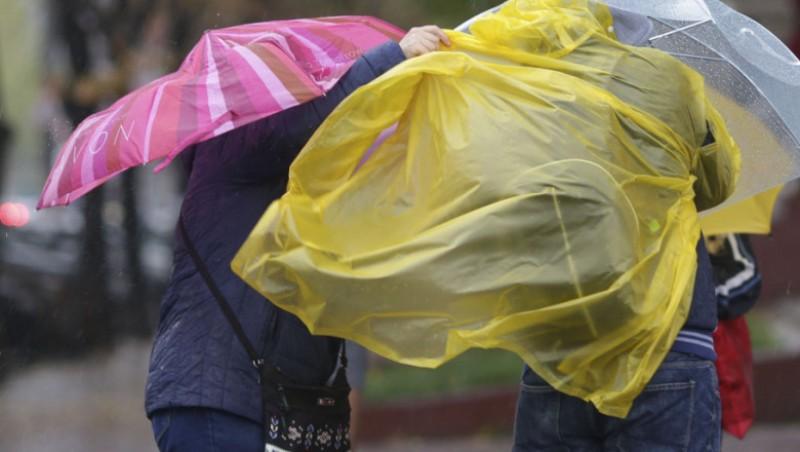 Prognoza meteo: Vremea se răcește brusc. Zonele în care temperaturile maxime nu mai trec de 11-13 grade