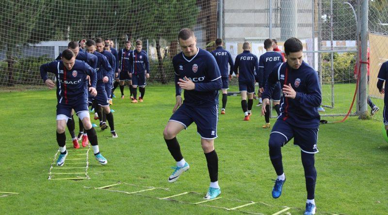 Programul amicalelor pentru FC Botoșani în cantonamentul din Turcia