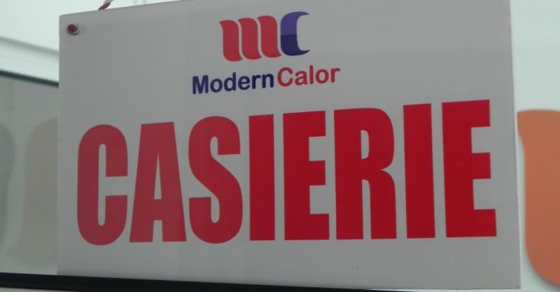 Programul casieriilor S.C. Modern Calor S.A. în perioada 15-16 august