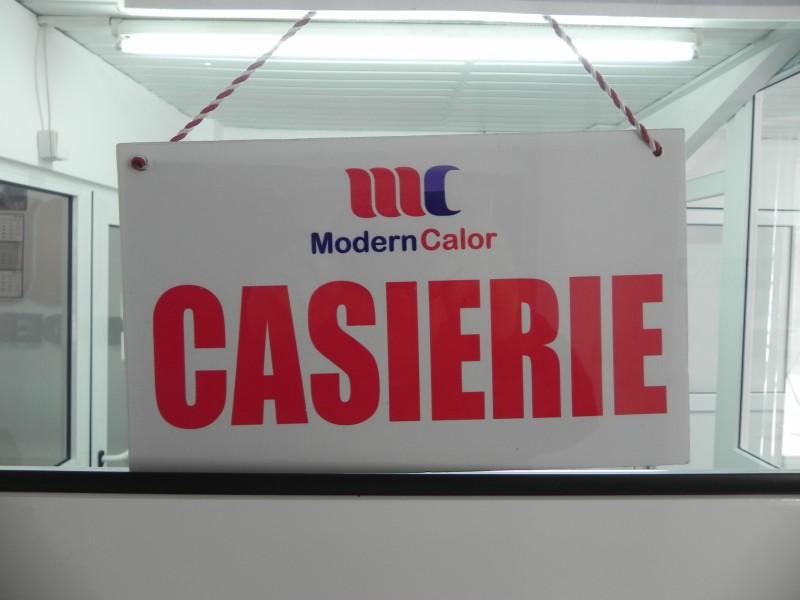Programul casieriilor S.C. Modern Calor S.A. în perioada 15-17 august 2018