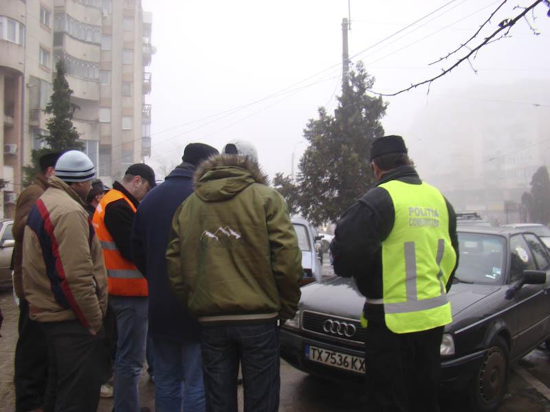 Programul de blocare a rotilor alimenteaza conturile unor firme private, acuza Tabuleac!