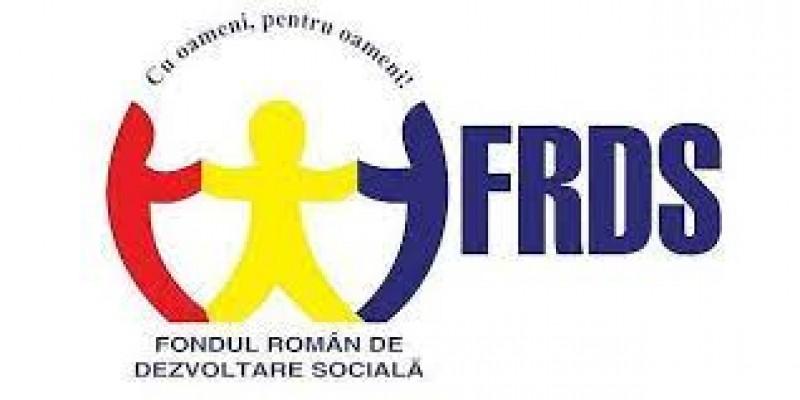 """Programul Dezvoltare locală: FRDS a relansat schema de granturi mici """"Acces la finanțare-2021"""""""