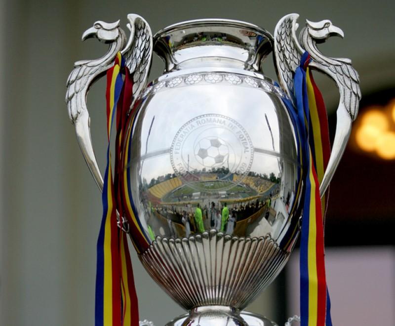 Programul meciurile fazei a V-a din Cupa României