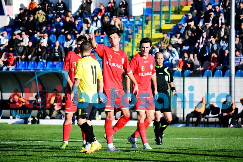 Programul ultimelor trei etape din tur pentru FC Botosani!