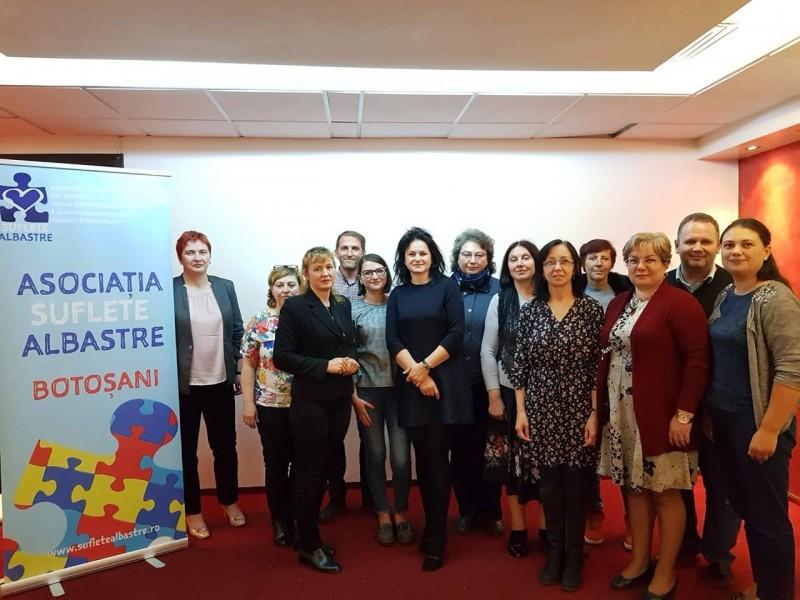 Proiect de amploare pentru copiii cu Cerințe de Educație Speciale din județ