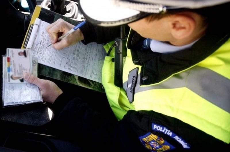 Proiect de lege: Șoferii pot alege când să le fie suspendat permisul, într-un an de la săvârșirea contravenției