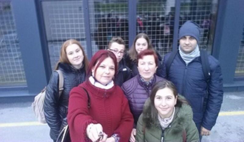 O școală din Botoșani, parteneră într-un proiect european