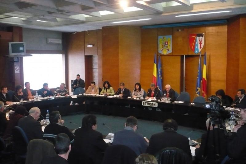 Proiect votat cu scandal in sedinta Consiliului Judetean!