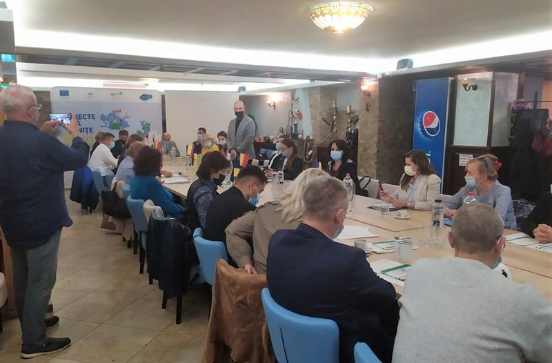 Proiecte fără granițe. România – Ucraina: Ziua Cooperării Europene 2021