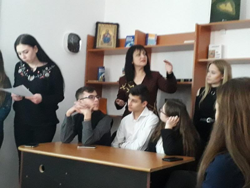"""Proiectul """"Școala pentru viață"""", la Seminarul Ortodox """"Sfântul Gheorghe"""" Botoșani!"""