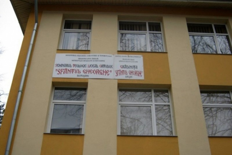 "Proiectul ROSE, implementat la Seminarul Teologic Liceal ""Sf. Gheorghe"" din Botoșani"
