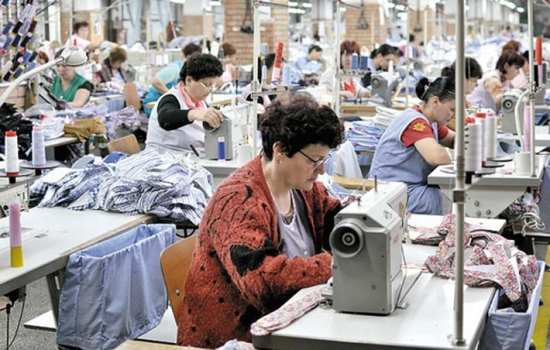 Propunere a Camerei de Comerţ și Industrie Botoşani: îngheţare a salariului minim pe economie în domeniul industriei de textile
