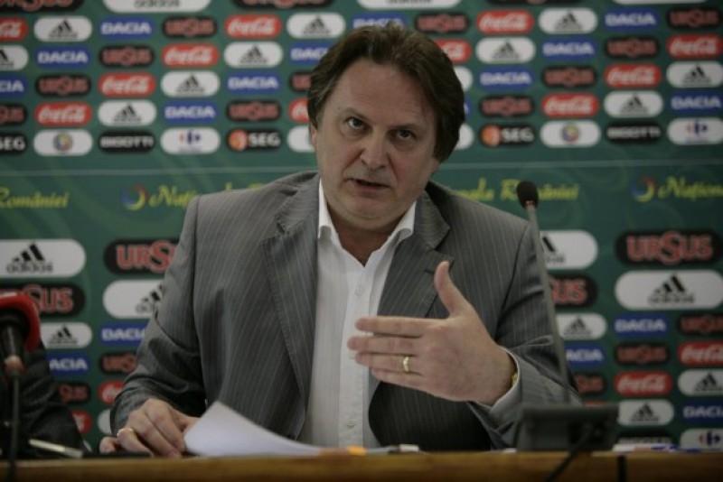 """Propunere drastică venită din partea unui oficial FRF: """"Cluburile din România ar trebui să declare faliment!"""""""