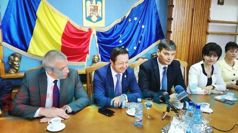 Propunere lansată de preşedintele Consiliului Judeţean: Mai multe ore de sport la şcoală