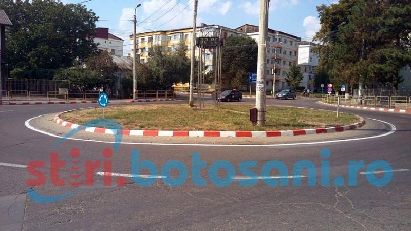 Propuneri lansate de un consilier local privind sensurile giratorii și circulația pe un tronson de pe centura orașului