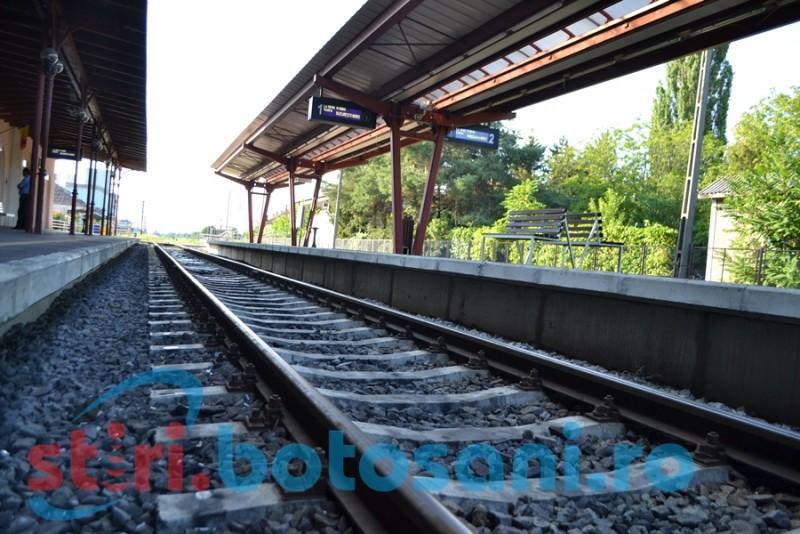 PROTEST spontan la CFR. Circulaţia trenurilor este afectată în întreaga ţară, inclusiv la Botoşani!