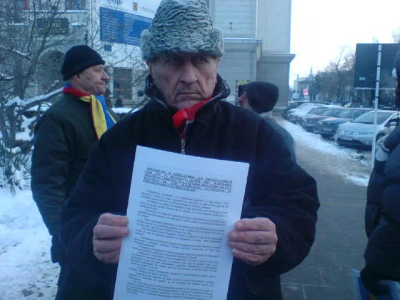 Protestatarii au pregatit listele cu revendicari! FOTO