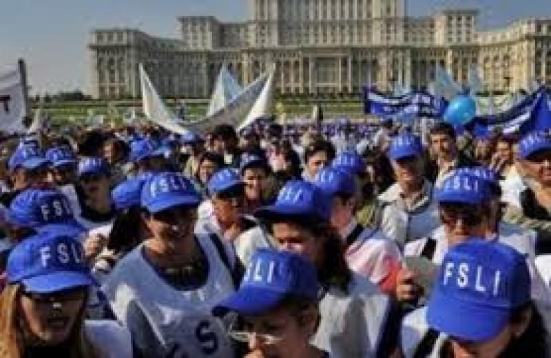 Proteste anunţate din cauza mutării contribuţiilor la angajat