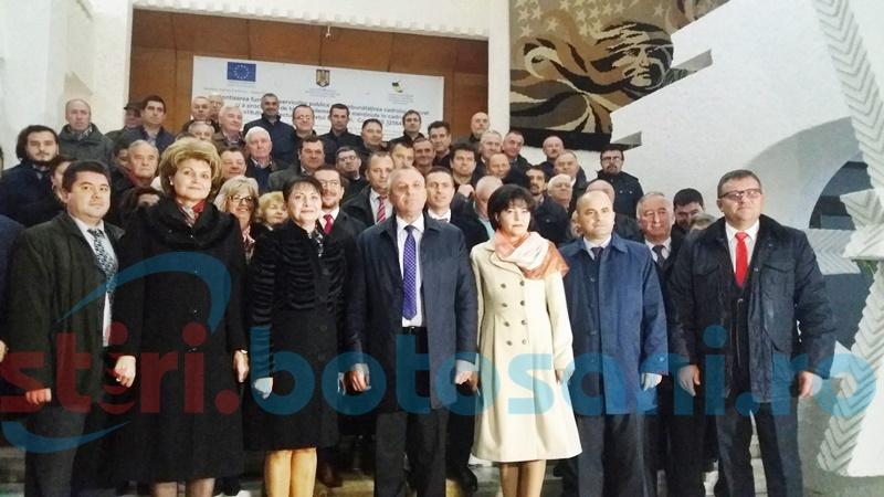 PSD Botoșani a depus lista de candidați pentru parlamentare, cu modificări de ultim moment! FOTO