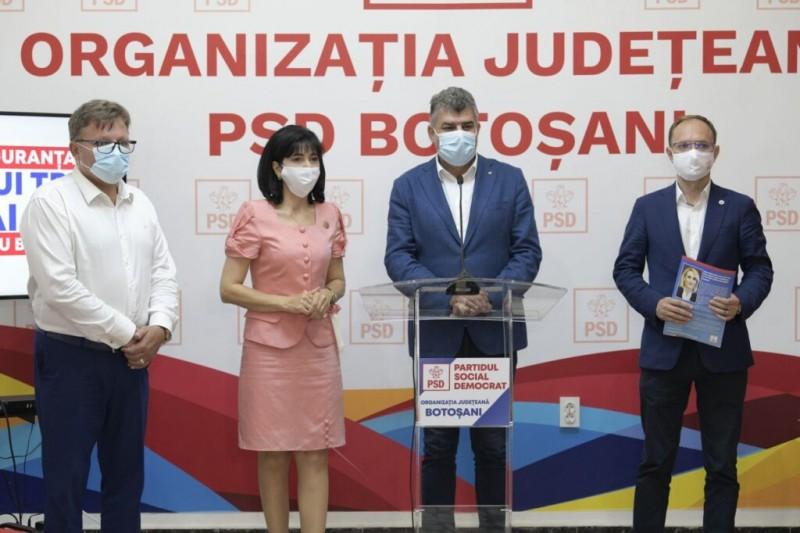"""PSD Botoșani: """"Am depus plângeri penale pentru toți cei care au comis ilegalități pentru a-l scoate fraudulos pe Cătălin Flutur primar. Este instigare la abuz în serviciu ce a făcut Cătălin Flutur"""""""