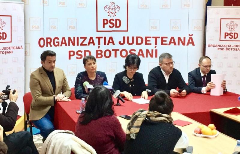 """PSD Botoșani: """"Mii de elevi din Botoșani, lăsați fără educație de PNL"""""""