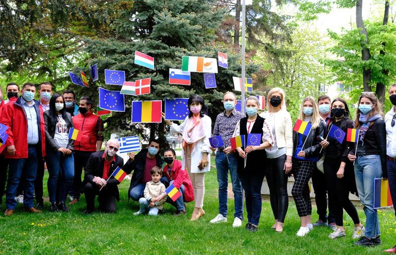 PSD Botoșani: Ziua Europei. Un plan european pentru România - Galerie FOTO
