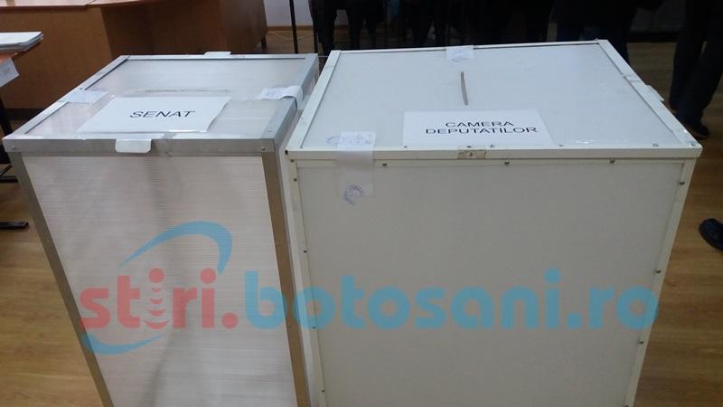 PSD, marele învingător al alegerilor parlamentare de la Botoşani! Rezultate finale- FOTO