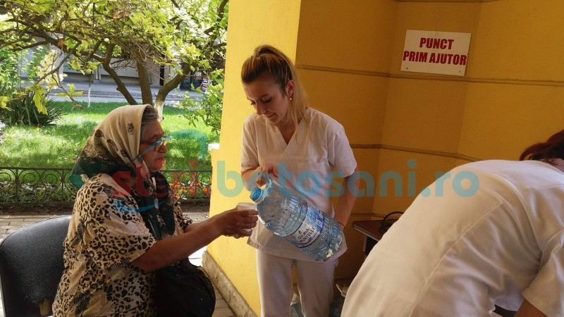 Puncte de prim ajutor în municipiul Botoşani! Vezi în ce zone!