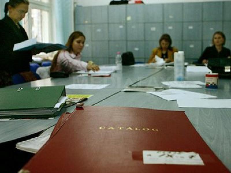 Punctajele obţinute de profesorii afectaţi de restrângeri totale de activitate!