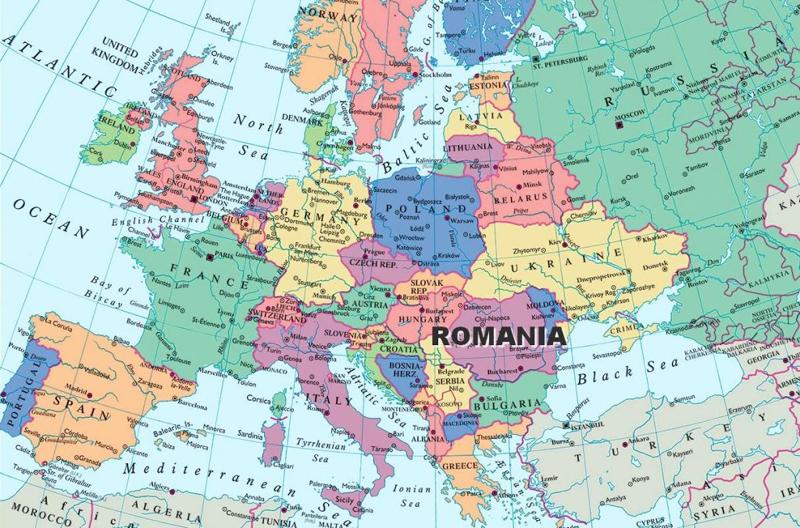 Puține spirite mari în România de azi...