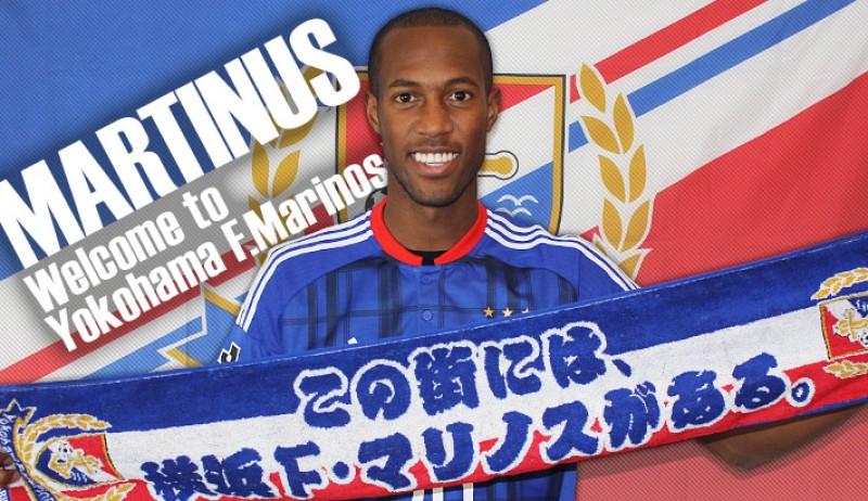 Quenten Martinus, prezentat oficial la Yokohama Marinos! Imagini de la primul antrenament si declaratiile jucatorului! FOTO, VIDEO