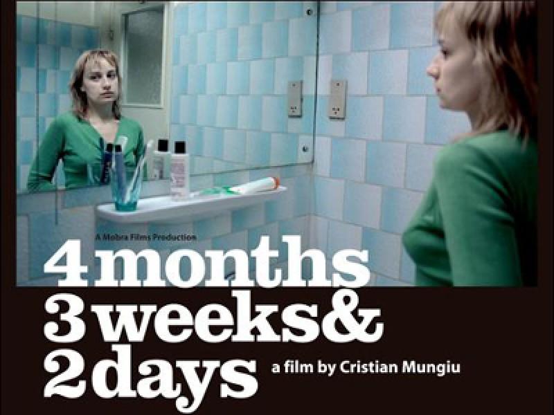 """4 luni, 3 saptamani si 2 zile"", astazi la TVR 1"