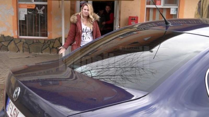 """""""Adina – spaima şoselelor"""", condamnată pentru contrabandă şi judecată pentru infracţiuni rutiere, dată în urmărire generală!"""