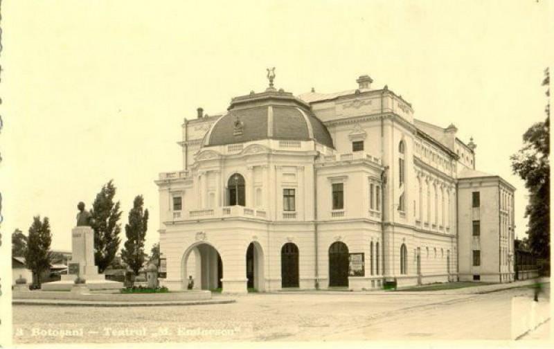 """""""Ai avut dreptate. Arta are ce căuta la Botoşani!"""" Ziua Mondială a Teatrului, o coborâre în istorie"""