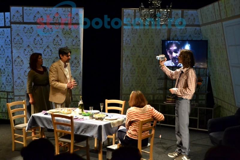 """""""Aniversarea"""" revine pe scena Teatrului Eminescu!"""