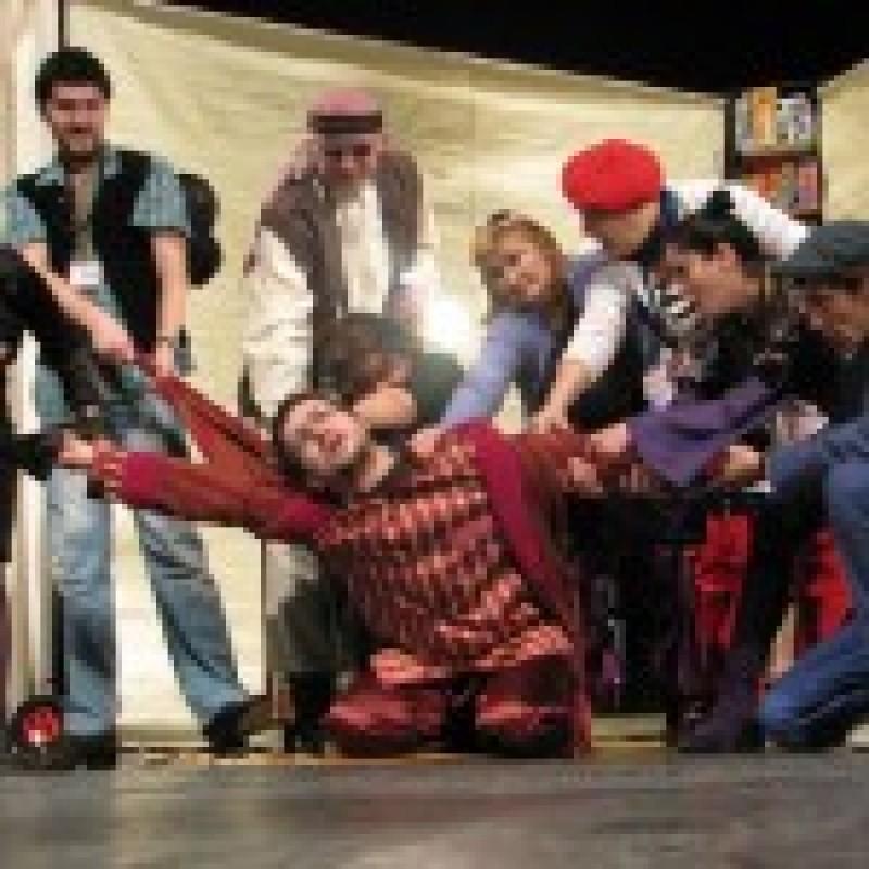 """""""Arta cu seminte prajite"""", duminica, la Teatrul Mihai Eminescu"""