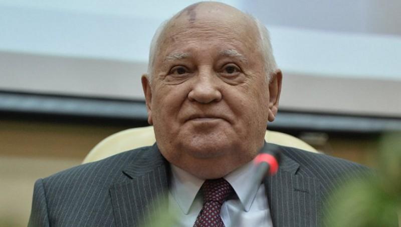 """""""Atacul din Siria seamănă cu un antrenament"""". Mihail Gorbaciov se teme de ce urmează"""