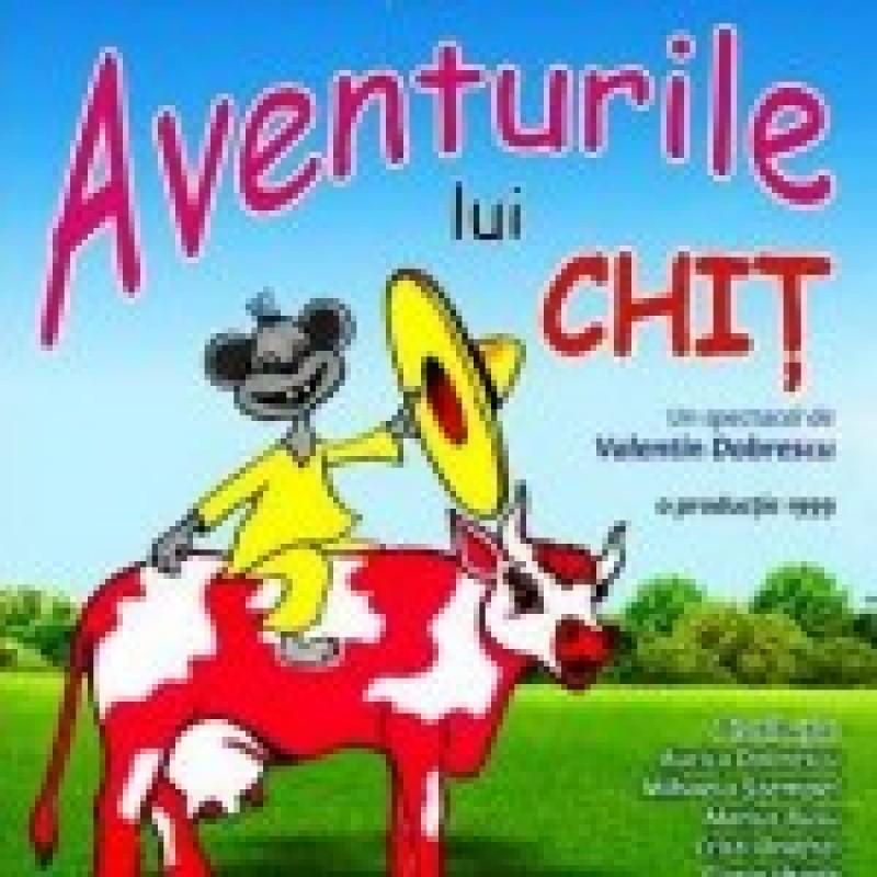 """""""Aventurile lui Chit"""", duminica, la Teatrul Vasilache"""