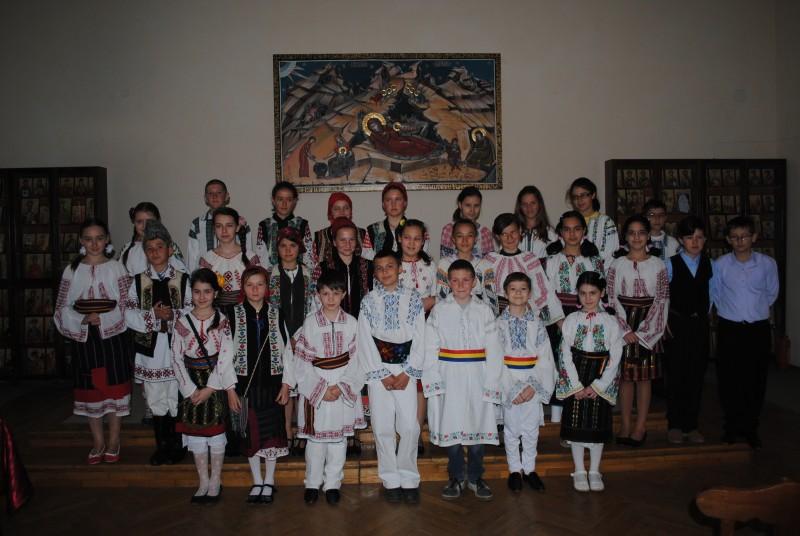 """""""Bucuria de a fi creștin"""", concurs spectacol cu prilejul anului omagial al Sfinților Împărați Constantin și Elena"""