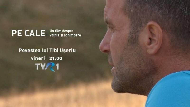 """""""Când nu mai poți, mai poți un pas"""". Ana Preda ne duce """"Pe cale"""" cu Tibi Ușeriu - VIDEO"""