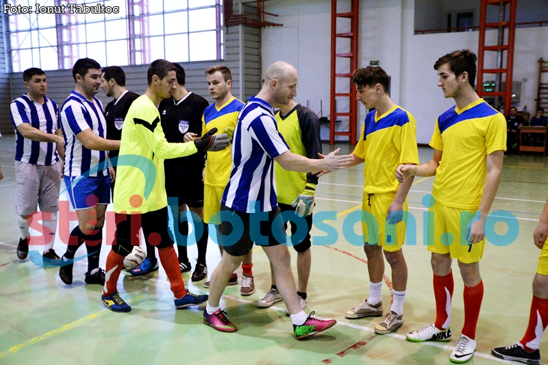 """CUPA DE IARNA"": S-au jucat meciurile din Grupa B! Vezi a doua echipa calificata in faza finala!"