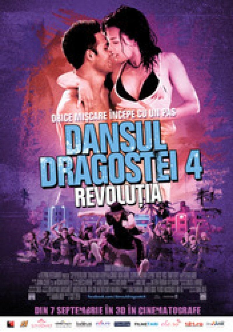 """Dansul dragostei 4: Revoluţia"", la Cinema Unirea! VIDEO"